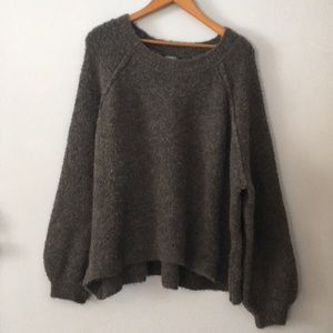 aerie Sweaters - aerie boucle sweater
